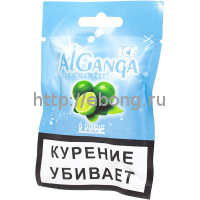 Табак Al Ganga (Аль Ганжа Айс Лайм) (15 гр)