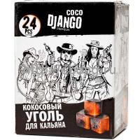 Уголь для кальяна CocoDjango Premium 250 гр 24 куб