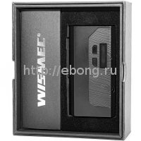 Мод Luxotic MF Squonk 100W 20700/18650 Черный 7.5 мл Wismec