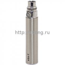 Аккумулятор eGo-T 650 mAh Стальной
