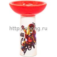 Чашка для табака внешняя Cosmo Bowl Phunnel Marvel