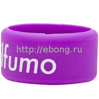 Вейп-бенд ilfumo Широкий Фиолетовый силикон
