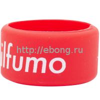 Вейп-бенд ilfumo Широкий Красный силикон