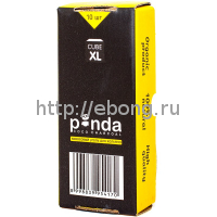 Уголь для кальяна Panda 10 куб. XL