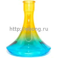 Колба KITE Neo Оранжево-Синяя h=27 см