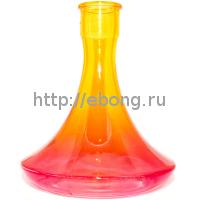 Колба KITE Neo Оранжево-Красная h=27 см