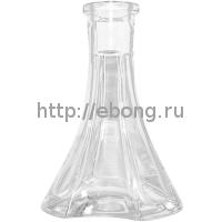 Колба Neo Lux Стекло Прозрачная h=25 см