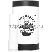 МехМод Russian Mechanic V5 18650 Белый White