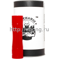 МехМод Russian Mechanic V5 18650 Красный Red