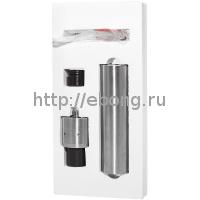 Набор МехМод SMPL+Velocity Mini Kit Стальной (Клон) 18650