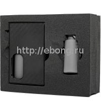 МехМод Nudge Squonk Black 18650 (Wotofo)
