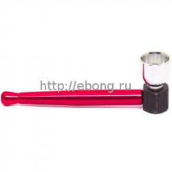 Трубка метал MP045 L=9 см в ассортименте