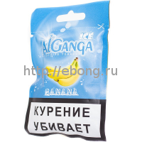 Табак Al Ganga (Аль Ганжа Айс Банан) (15 гр)