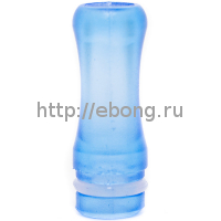 Дрип тип Дельярин Классический Голубой (drip tip 510) PLA07