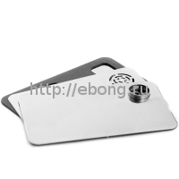 Трубка метал кредитная карта L=9,5 см