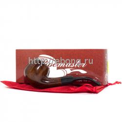 Трубка курительная Pipermaster 9мм N406 Бриар