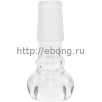 Колпак стекло Estetic 14.5 мм (Ведро)