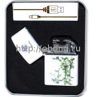 Зажигалка Jin Lun JL 206 USB