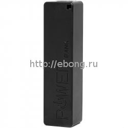 Внешний аккумулятор 2200 mAh Черный Power Bank