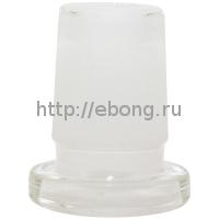 Адаптер для бонга с 18.8 на 14.5 мм (переходник) 081802