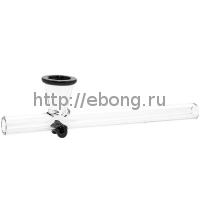 Трубка стекло One Kick 9 см PAT17015