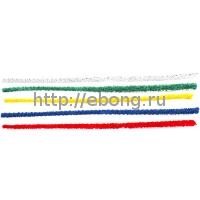 Ершик для трубок Angelo 15 см Цветные (поштучно)