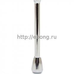 Трубка метал Классическая L=7 см SN-12