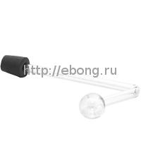 Трубка стекло для масла L=12 см EO11