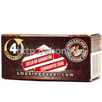 Бумага сигаретная Smoking Rolls Brown рулон 4м