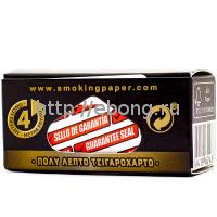 Бумага сигаретная Smoking Rolls De Luxe рулон 4м