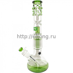 Бонг стекло Beaker Green Grace Glass