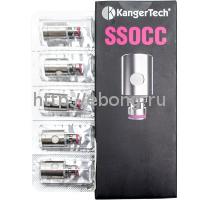Испаритель KangerTech SSOCC SUS316L 0.5 Ом 15-60W