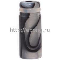 Дрип тип Дельярин Мрамор Цилиндр Белый (drip tip 510) PLA13