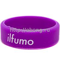 Вейп-бенд ilfumo Узкий Фиолетовый силикон