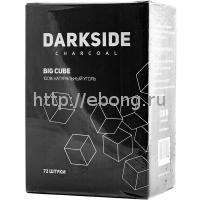 Уголь для кальяна Darkside Big Cube 72 куб. 1000 гр