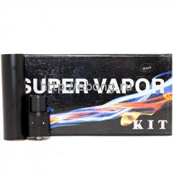 Набор МехМод SMPL+Velocity Mini Kit Черный 18650 (Клон)