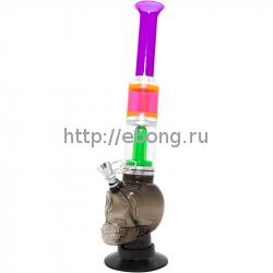 Бонг Акрил LZX 3 h=32 см