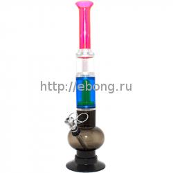 Бонг Акрил LZX 1 h=32 см