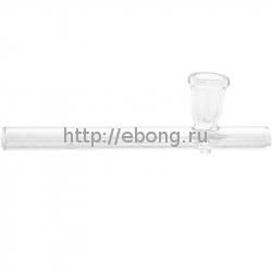 Трубка стекло Kawum Kicker L=10 см