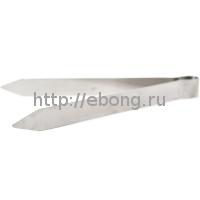 Щипцы MYA серебряные 783001