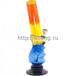 Бонг Акрил MAS 03 25 см