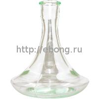 Колба ПНС Стекло Прозрачная h=27 см 02-011