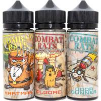 Жидкость Combat Rats 120 мл
