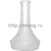 Колба АНС Стекло Матовая Прозрачная h=27 см 02-002