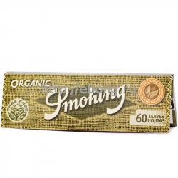 Бумага сигаретная Smoking Organic 60 листов