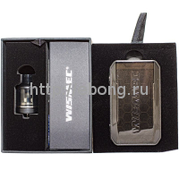 Набор Sinuous V200  200W TC Черный + Amor NSE (Батарейный мод Wismec)