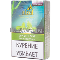 Табак Afzal Жвачка с мятой 40 г (Афзал)