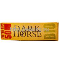 Фильтры для самокруток Dark Horse BIO 50 шт