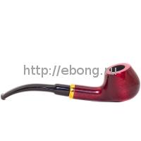 Трубка курительная Mr.Brog Груша Horn 3мм N18