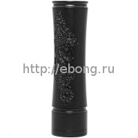 МехМод Spanner v1.5 Гравировка Черный Russian Mechanic Black Engraved 18650